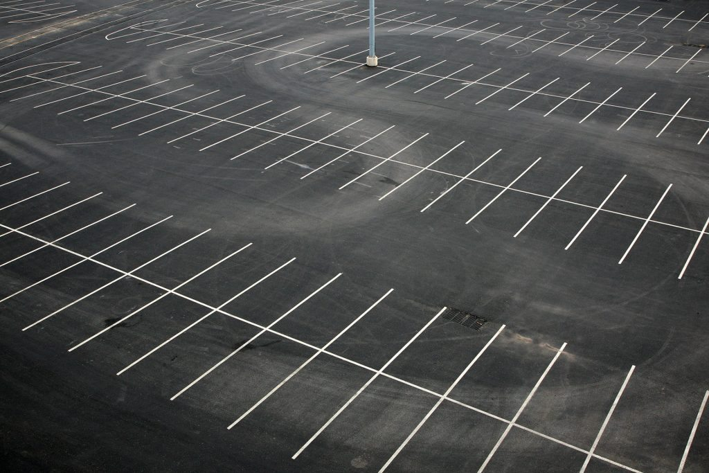 Pavage de stationnement